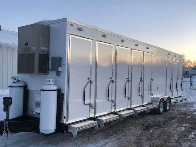 Portable Restrooms For Sale