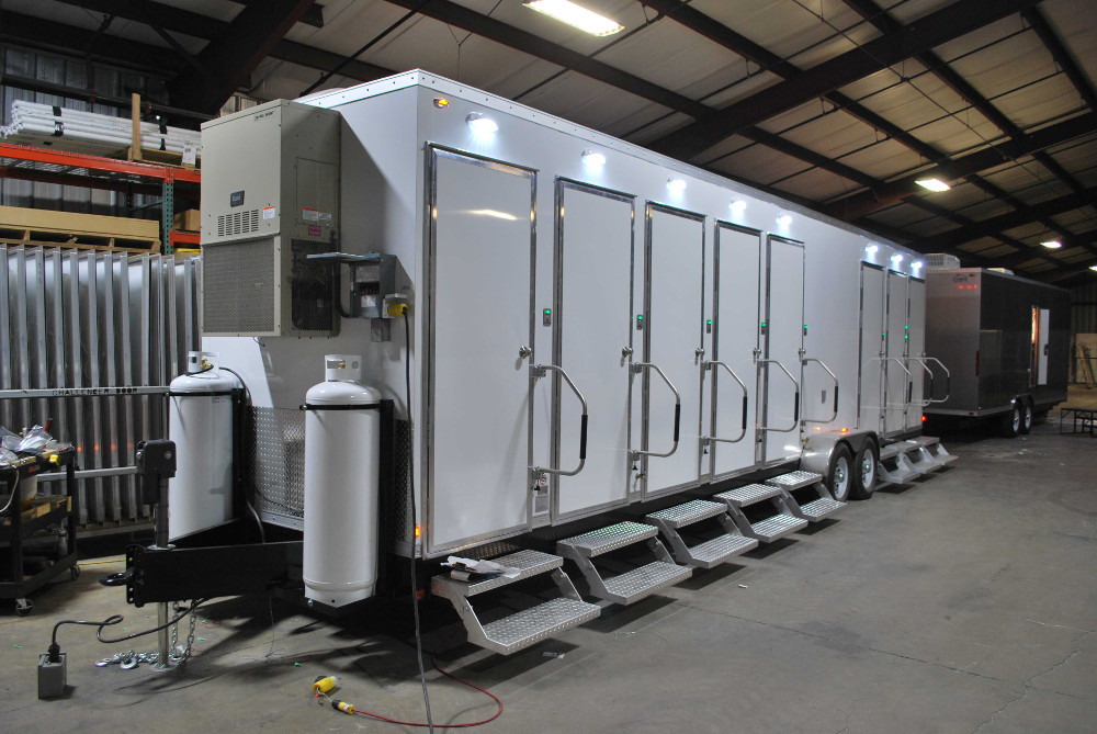 Used Shower Trailers for Sale