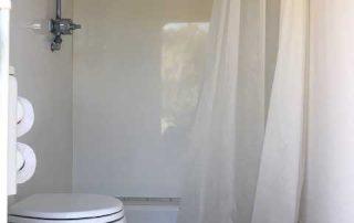 Used Shower Restroom Trailer Stall